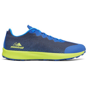 Columbia Montrail F.K.T. Lite Shoes Men aviation/acid green